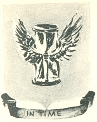 Coat of arms (crest) of the 54th Service Group, USAAF