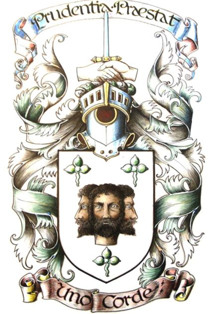 Arms of Clan Morrison Society