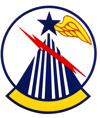 Coat of arms (crest) of the 136th Combat Support Squadron, Texas Air National Guard