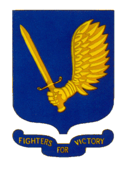 Coat of arms (crest) of the 357th Fighter Group, USAAF