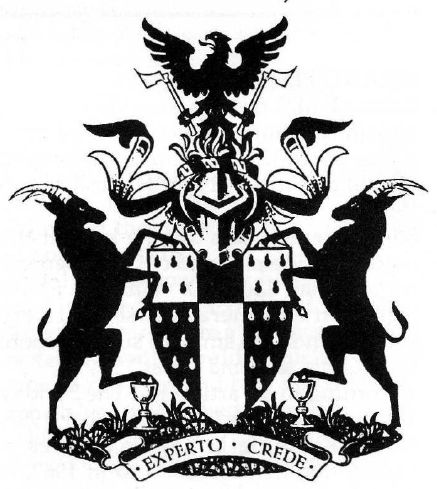 Arms of Institution of Mining and Metallurgy
