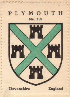 Arms of Plymouth