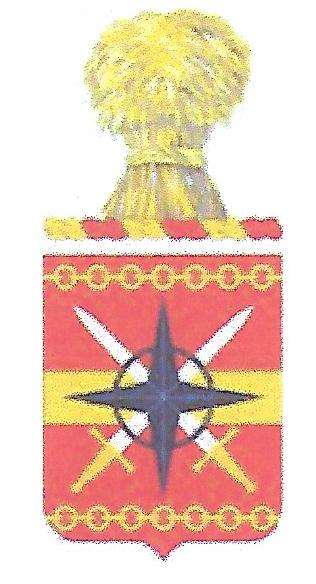 Coat of arms (crest) of the 147th Personnel Services Battalion, Minnesota Army National Guard