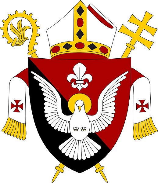 Arms (crest) of Archdiocese of Madang