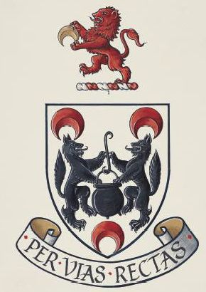 Arms of Belvedere College