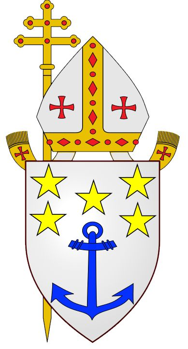 Arms (crest) of Archdiocese of Cape Town