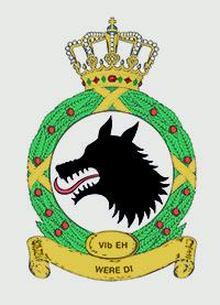 Coat of arms (crest) of the Air Base Eindhoven, Royal Netherlands Air Force