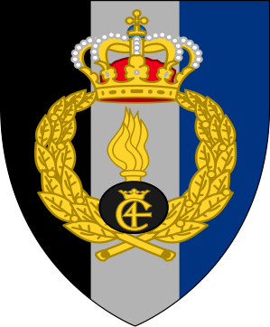 Arms of Army Materiel Command, Danish Army