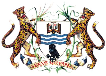 Arms of University of Guyana