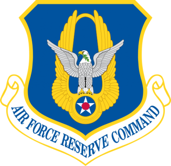 Coat of arms (crest) of the Air Force Reserve Command, US Air Force