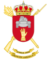 Divisional Logistics Group No 1, Spanish Army.png