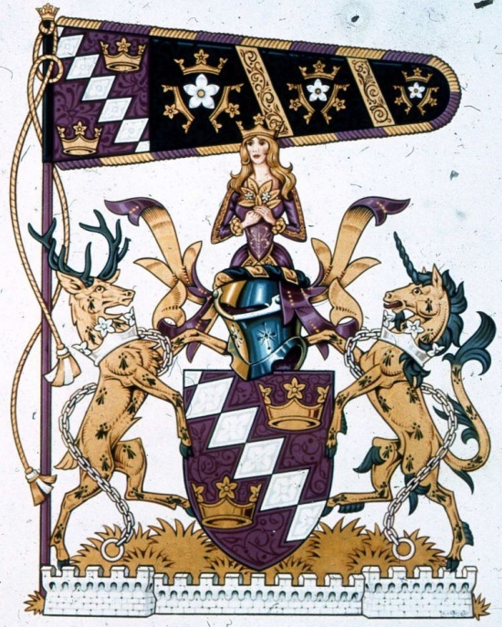 Arms of Imperial Tobacco Company