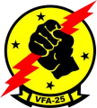VFA-25 Fist of the Fleet, US Navy.png