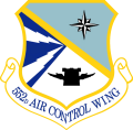 552nd Air Control Wing, US Air Force.png