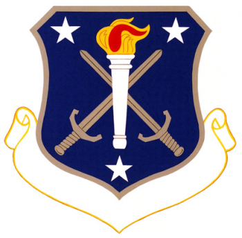 Coat of arms (crest) of the 44th Security Police Group, US Air Force