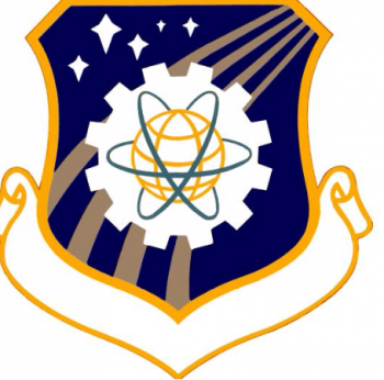 Coat of arms (crest) of the 6592nd Airbase Group, US Air Force