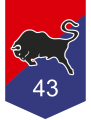 43rd Mechanized Brigade, Netherlands Army2.png