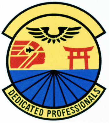 Coat of arms (crest) of the 603rd Aerial Port Squadron, US Air Force