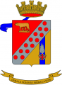 13th Artillery Regiment, Italian Army.png