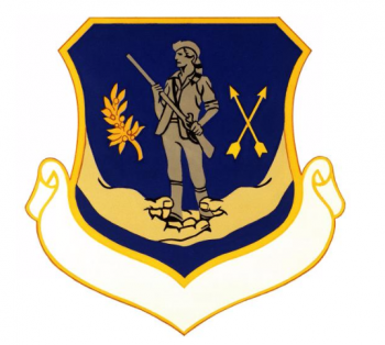 Coat of arms (crest) of the 351st Combat Support Group, US Air Force