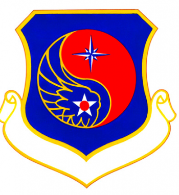 Coat of arms (crest) of the 6th Tactical Intelligence Group, US Air Force