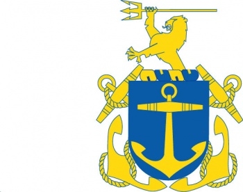 Coat of arms (crest) of the Inspector General of the Navy, Norwegian Navy