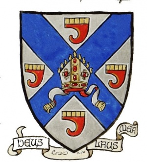 Coat of arms (crest) of St Mary's Music School