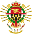 20th Field Artillery Regiment, Spanish Army.png