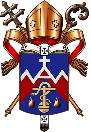 Arms (crest) of Archdiocese of Cascavel