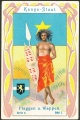 Arms, Flags and Folk Costume trade card Natrogat Congo