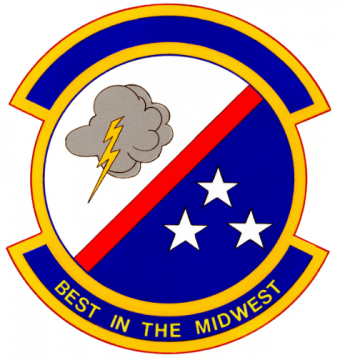 Coat of arms (crest) of the 110th Maintenance Squadron, Michigan Air National Guard