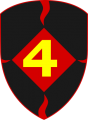 4th Armoured Infantry Company, II Battalion, Jutland Dragoon Regiment, Danish Army.png