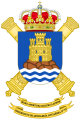 73rd Air Defence Artillery Regiment, Spanish Army.png