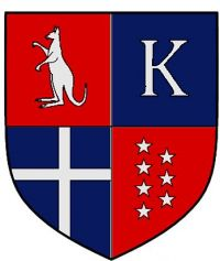 Arms of Keough Hall, University of Notre Dame