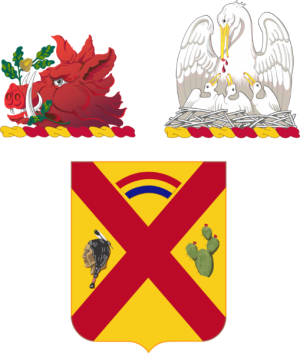 108th Cavalry Regiment, Georgia and Louisiana National Guard.png