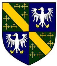 Arms of Howard Hall, University of Notre Dame