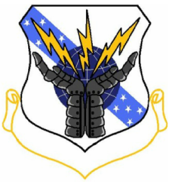 Coat of arms (crest) of the 804th Air Base Group, US Air Force
