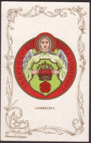 Arms of Lowestoft