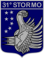 31st Wing Carmelo Raiti, Italian Air Force.png
