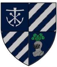 Arms of Dunne Hall, University of Notre Dame