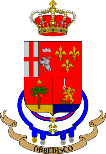 Arms of 52nd Infantry Regiment Alpi, Italian Army