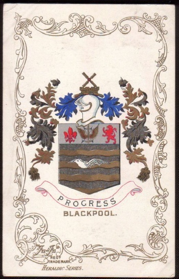 Arms (crest) of Blackpool