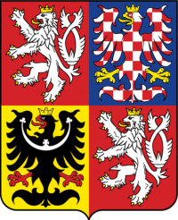 National arms of Czechia