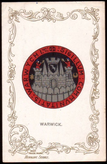 Arms of Warwick