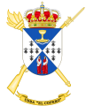 Base Services Unit El Copero, Spanish Army.png