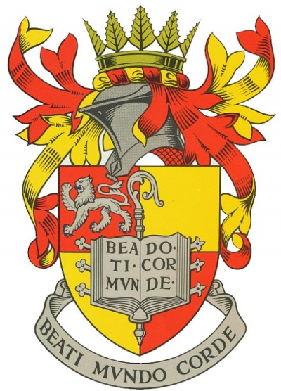 Coat of arms (crest) of Birkenhead School