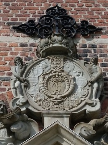 Arms of Kristianstad