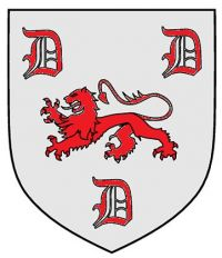 Arms of Dillon Hall, University of Notre Dame