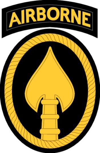 Arms of US Special Operations Command