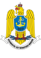 307th Marine Infantry Regiment, Romanian Navy.png